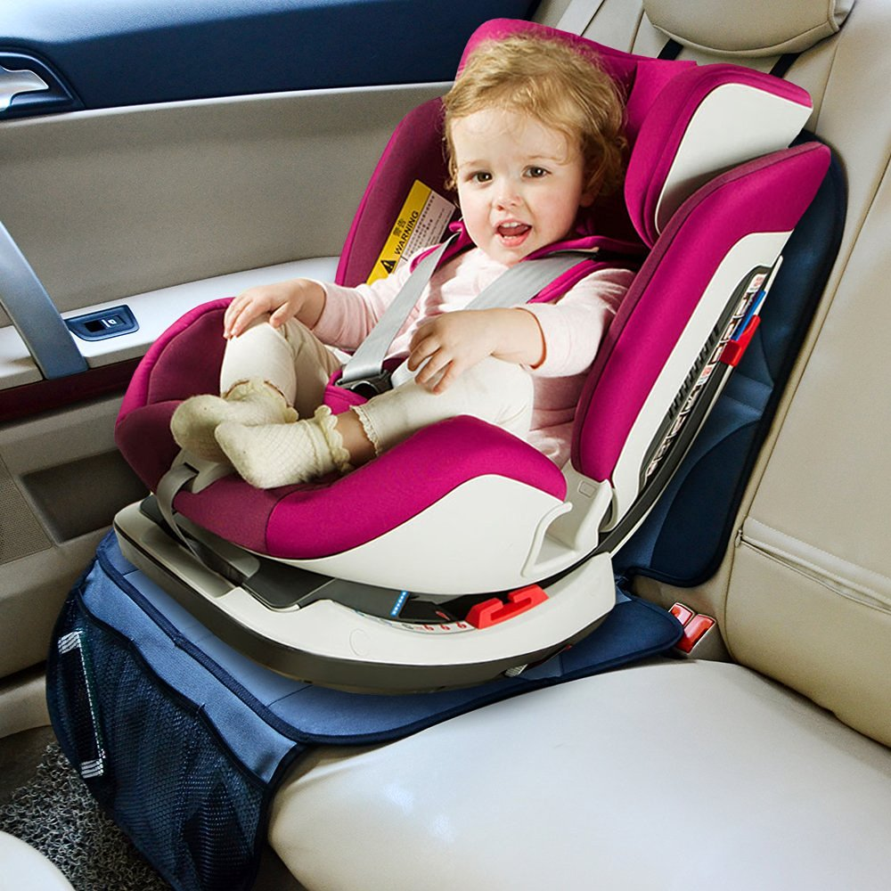 ohuhu baby child car auto carseat seat protector cover dog mat vehicle cover ebay. Black Bedroom Furniture Sets. Home Design Ideas